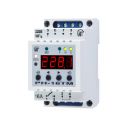 Универсальное реле Novatek-Electro РН-16ТМ