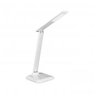 Настольная лампа  TF-130 7Вт LED белая DELUX