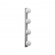 Настенный светильник Neso 4xG9x40W 13.5x72  cатин-белый Австрия