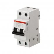 Автоматический выключатель ABB SH202 B6 2п 6A