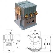 Магнитный пускатель ПММ 7/400А 380В Промфактор