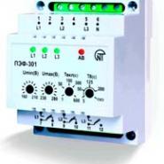 Электронный переключатель фаз Новатек-Электро ПЭФ-301