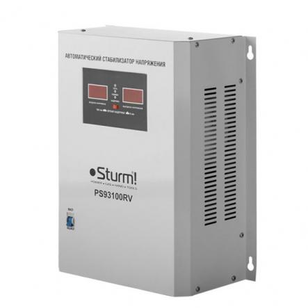 Стабилизатор напряжения PS93100RV 130-260В STURM - 1