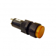 Сигнальная арматура АСКО-УКРЕМ NXD-211 220V АС Желтая