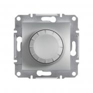 Светорегулятор поворотный  ASFORA алюминий