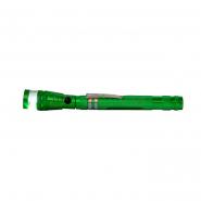 Фонарь АСКО ДМ-50  с выдвижным магнитом зеленый