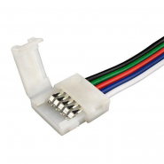 Коннектор для светодиодных лент OEM №21 10mm RGBW joint wire (провод зажим)