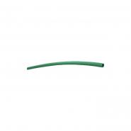 Трубка термоусадочная д.4.8 зелёная с клеевым шаром АСКО