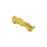 Зажим-ответвитель, прокалывающийЗПО-2 2,5-6,0 мм2 желтый (25 шт) ИЭК (уп.)