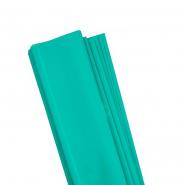 Трубка термоусажеваемая ТУТ 50,0/25,0 зеленая ACKO