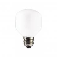Лампа PHILIPS Т-45 60W E27 шар soft