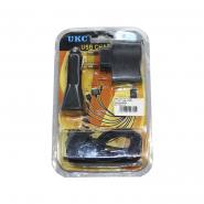 Адаптер Mobi charger MX-C12 12 12in1 Long  220В, прикуриватель