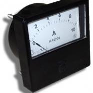 Амперметр МА 0202 0-10А постоянный ток 60х60 Украина