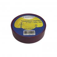 Изолента 0,13мм*19мм 20м фиолетовая ACKO