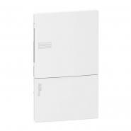 Щит распределительный врезной Schneider Electric Mini Pragma на 4 модуля Белая дверь