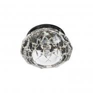 Светильник точечный  JCD9 35W прозрачный-серый
