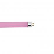 Лампа люминесцентная Т5 8W розовая G5 Feron
