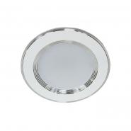 Светильник светодиодный Feron 12W круг белый 960Lm 4000K 142*28mm d108mm (138*30mm d106mm)