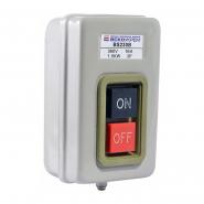 Кнопковий вимикач-роз'єднувач BS-230B АСКО-УКРЕМ