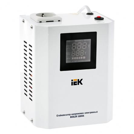 Стабилизатор напряжения Boiler 0,5 кВА - 1