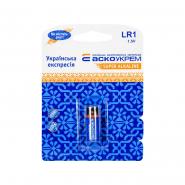 Батарейка щелочная LR1.BP1 (blister 1)