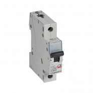 Автоматический выключатель Legrand 1п 50А-1М(тип С) 003391