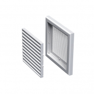 Решетка вентиляционная МВ 121 с  187*142мм