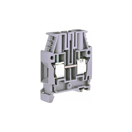 Клемма винтовая ESC-CBC.10 (10 мм2, серая) - 1