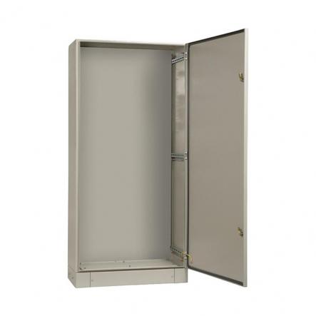 Корпус металлический напольный ЩМП-16.8.4-0 У2 IP54 IEK 1600х800х400 - 1