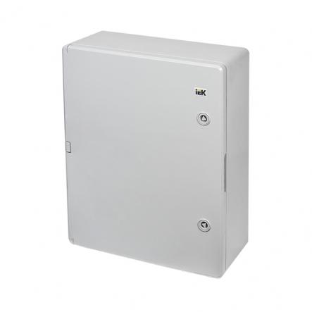 Корпус пластиковый ЩМПп 500х400х180мм УХЛ1 IP65 IEK - 1