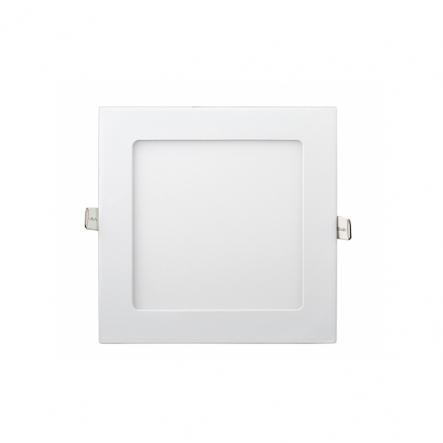 Светодиодная панель квадратная 12Вт 4200K 950Lm 166x166mm LEZARD - 1