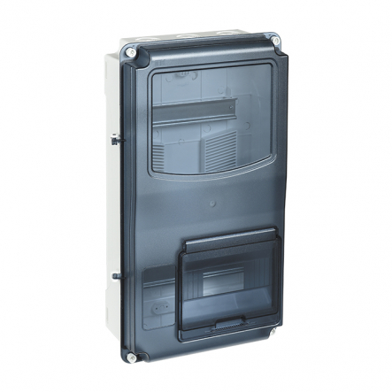 Корпус пластиковый ЩУРн-П 3/12 IP66 PC IEK - 1