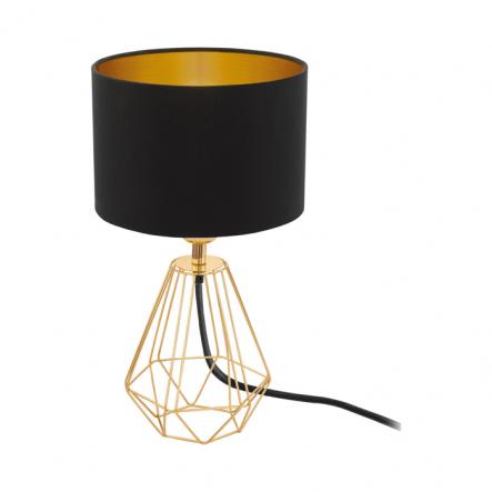 """Настольная лампа Eglo 60w E14 """"Карлтон 2"""" - 1"""