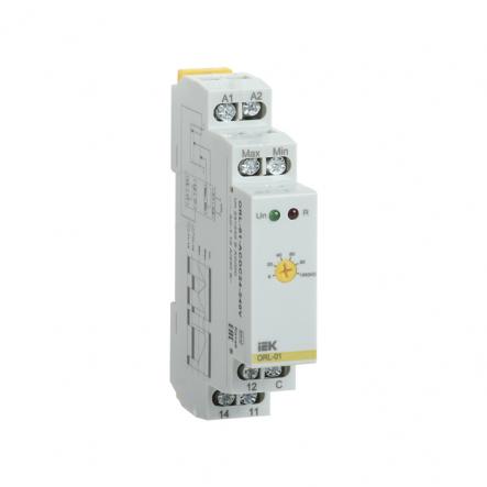 Реле контроля уровня жидкости IEK ORL-01 24-240В AC/DC ORL-01-ACDC24-240V - 1