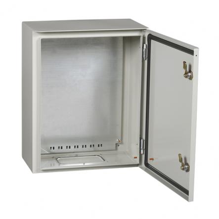 Корпус металлический ЩМП-2-2 У1 IP54 PRO IEK - 1