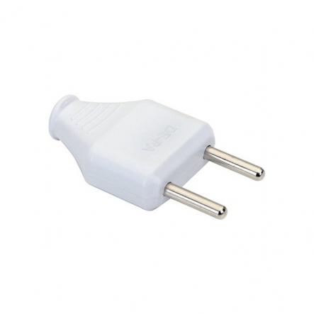 Вилка плоская белый DE-PA 11109 WHITE - 1