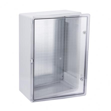 Корпус пластиковый ЩМПп 700х500х250мм прозрачная дверь УХЛ1 IP65 IEK - 1